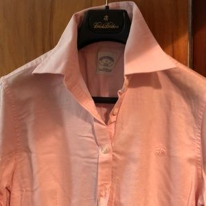 Women's Brooks Brothers Fitted Blouse